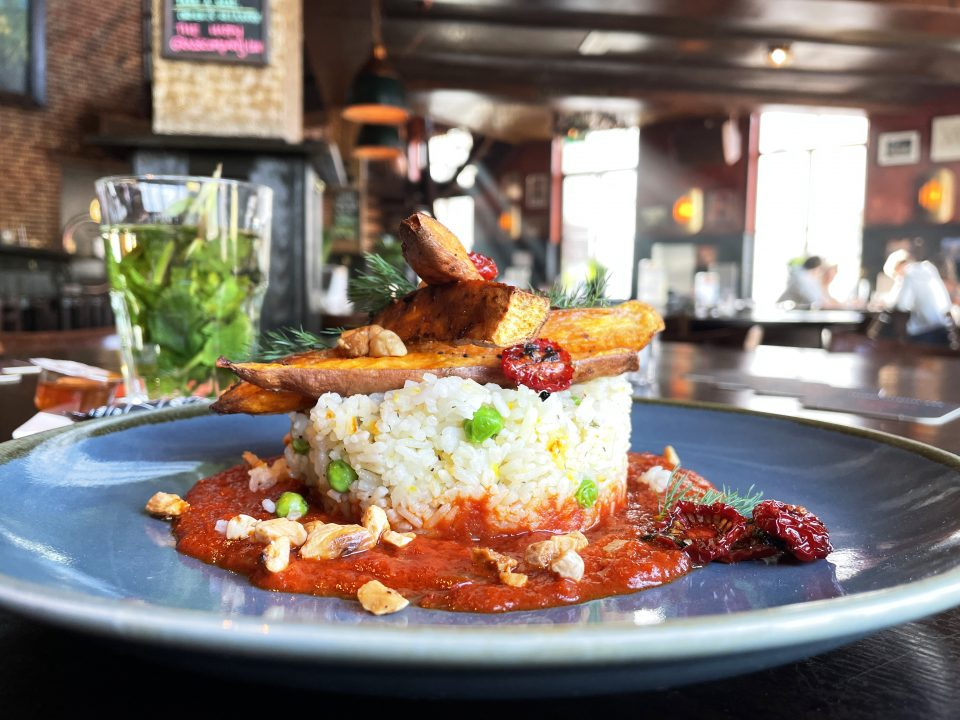 saffraanrijst saffron rice